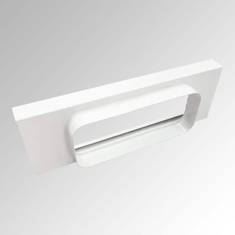 Abluft-Adapter, Weiß
