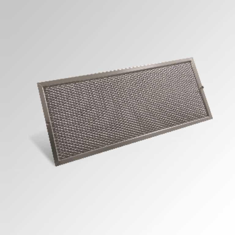 Aktivkohle-Metallfilter (bis zu 3 x waschbar)