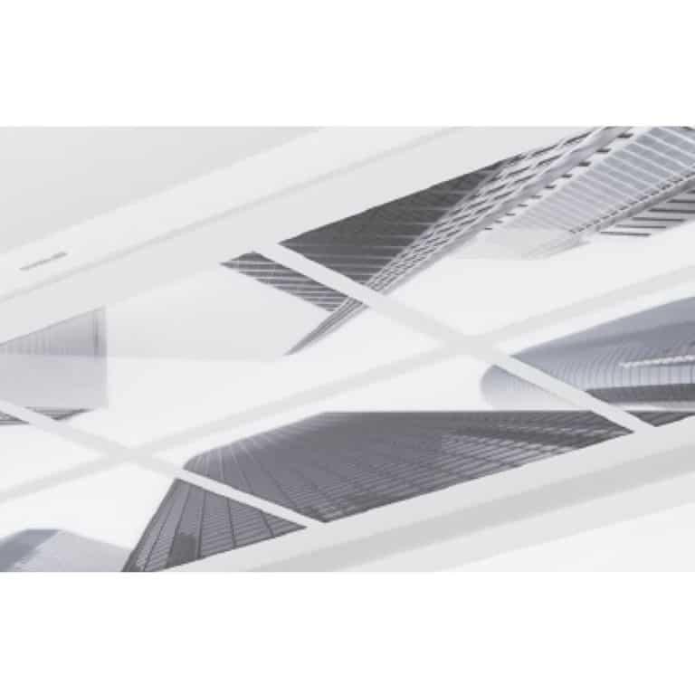 Acrylglasplatte Optik City 120 x 70 cm