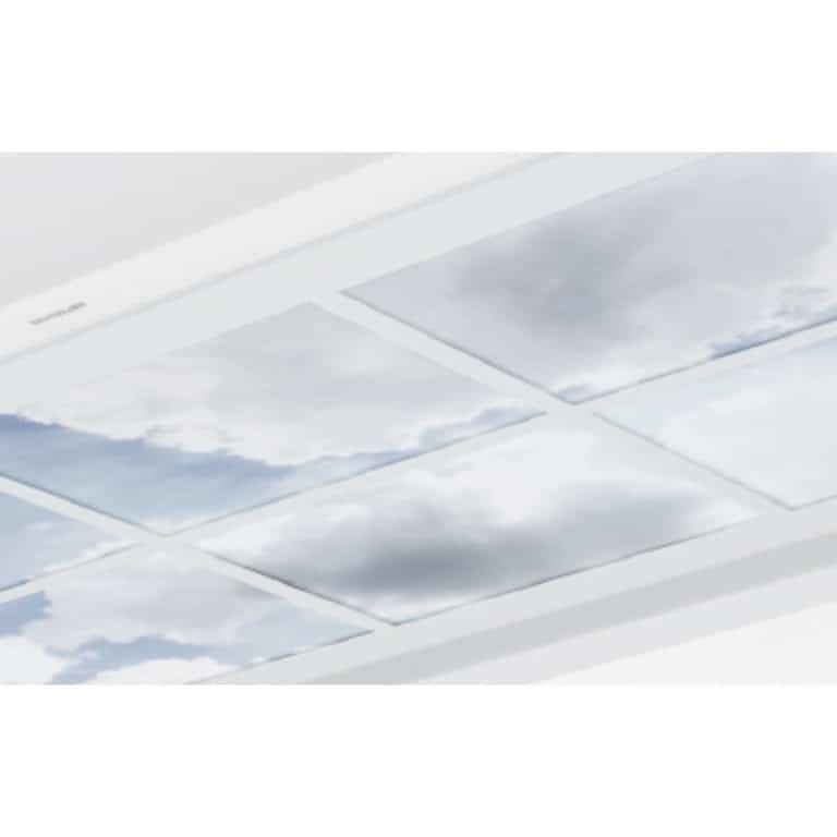 Acrylglasplatte Optik Sky 100 x 70 cm