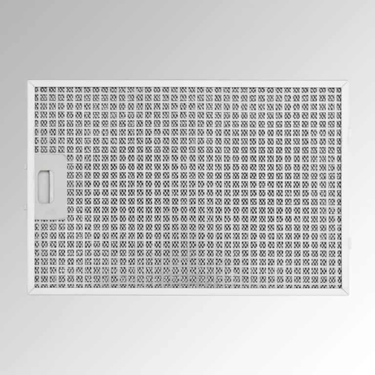 Edelstahl-Metallfettfilter, 12-lagig