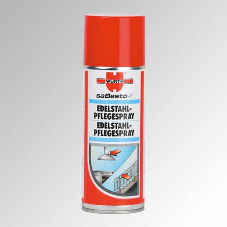 Edelstahl-Pflege-Spray